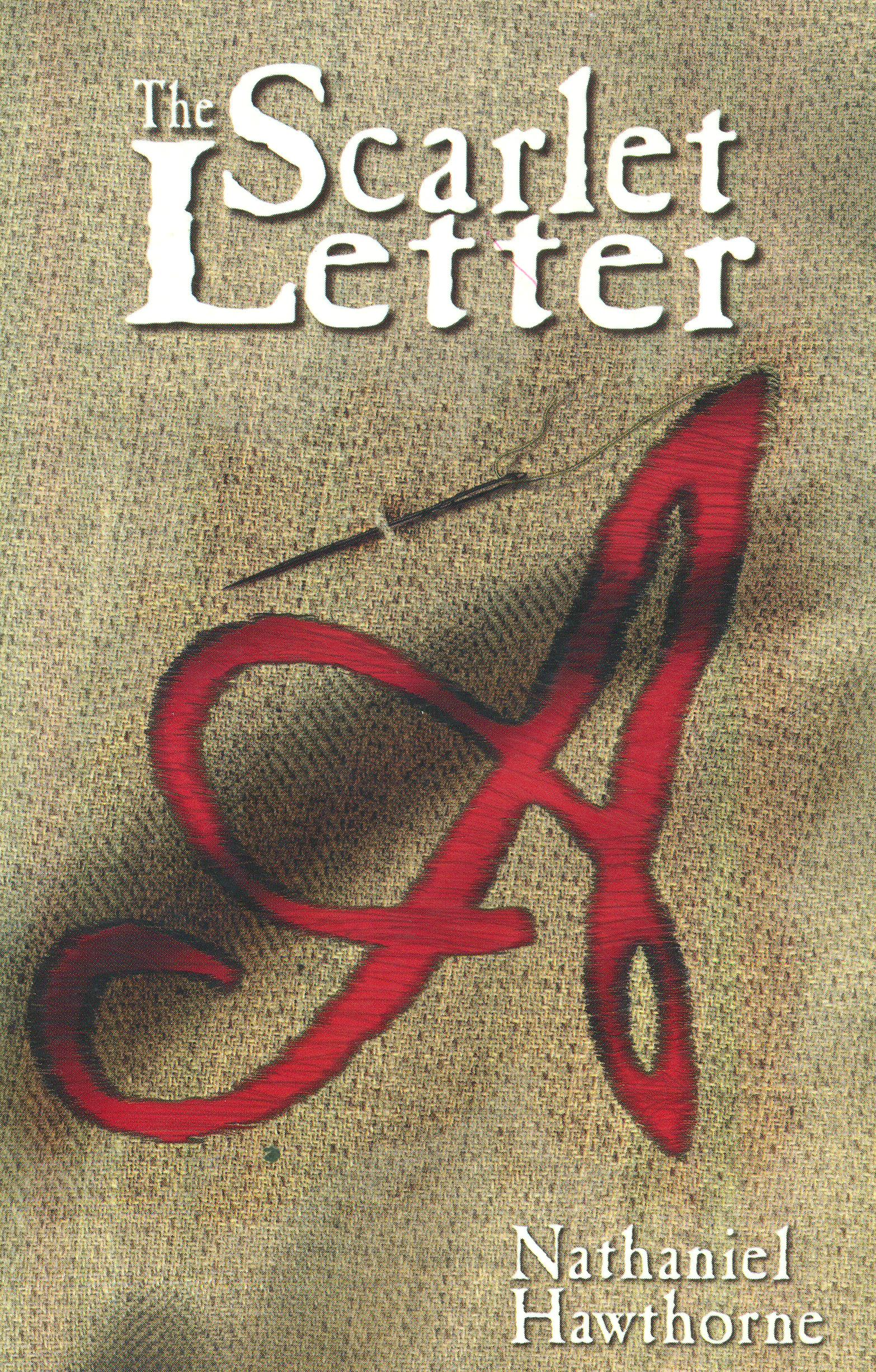 a literary analysis of human frailty in the scarlet letter by nathaniel hawthorne In the salem world of nathaniel hawthorne in a literary analysis of the scarlet letter (pp 17-19) authorities believe that pearl saves hester from abandoning herself to the darkest elements of human nature also in issues.